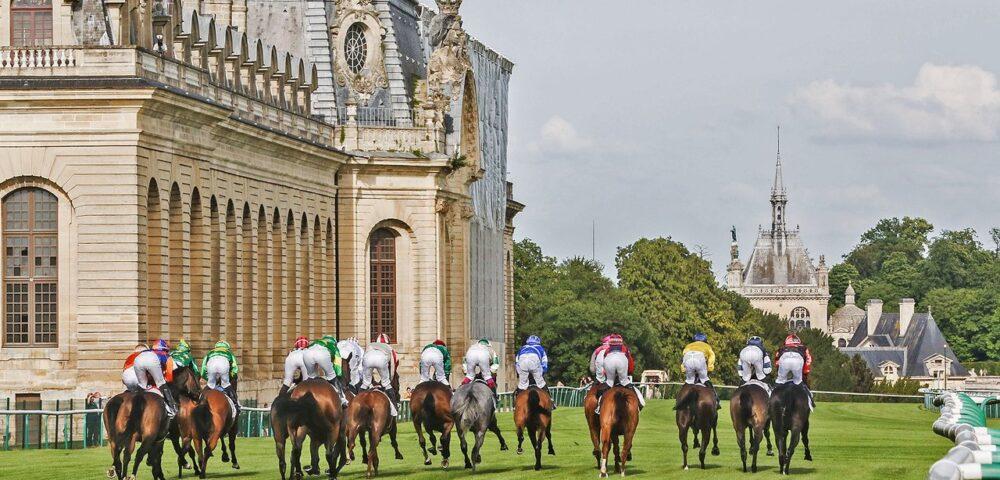 Les plus beaux hippodromes de France